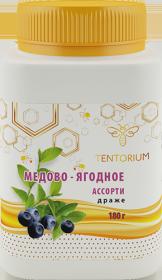 Медово-ягодное ассорти, 180г